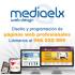 MEDIAELX SLL Logotipo